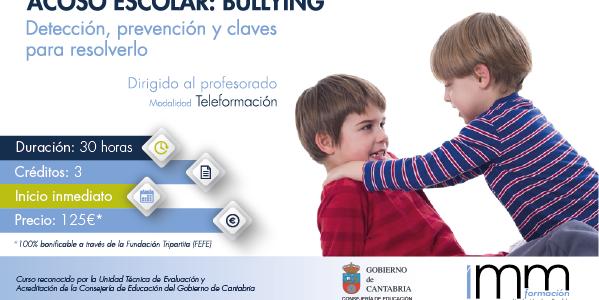 Acoso escolar: Bullying