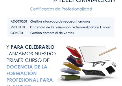 Formacion Profesional para el empleo online