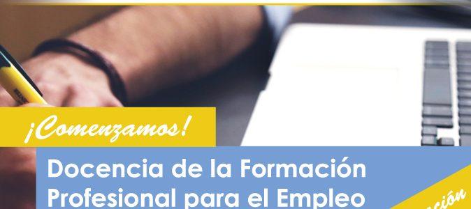 Comienza Docencia FPE Online